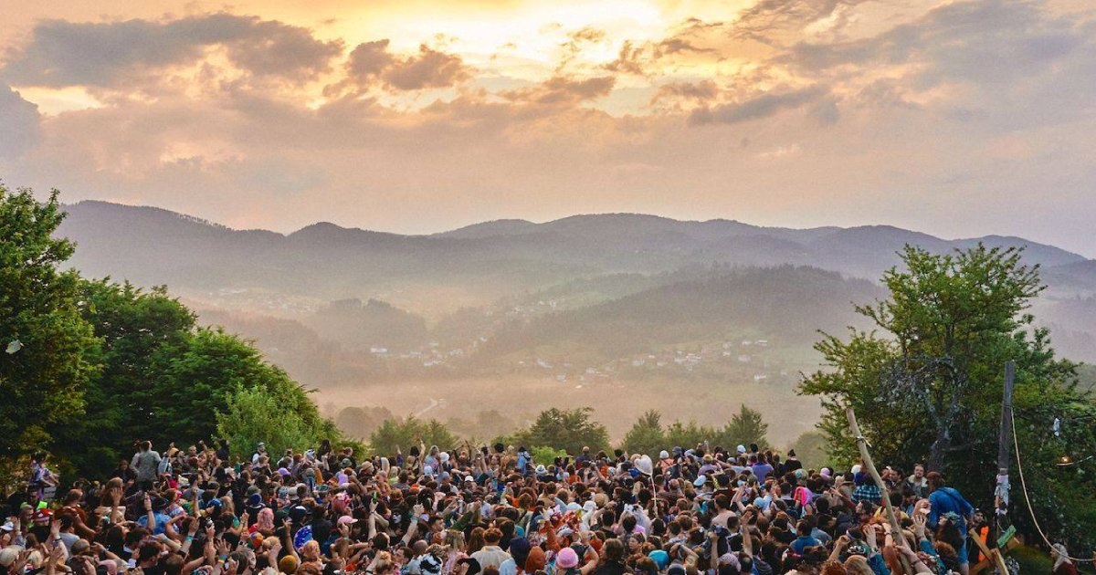 5 Of Europe's Most Immersive Music Festivals